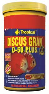 Tropical Discus Gran D-50 Plus Granulat 1000 ml