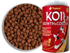 Tropical Koi Growth & Colour M-Pellet