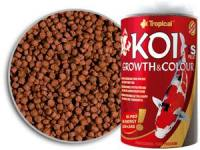 Tropical Koi Growth & Colour S-Pellet
